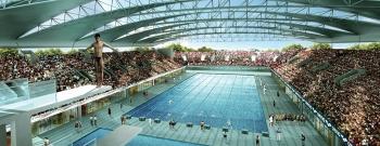 Singapore Aquatics Centre