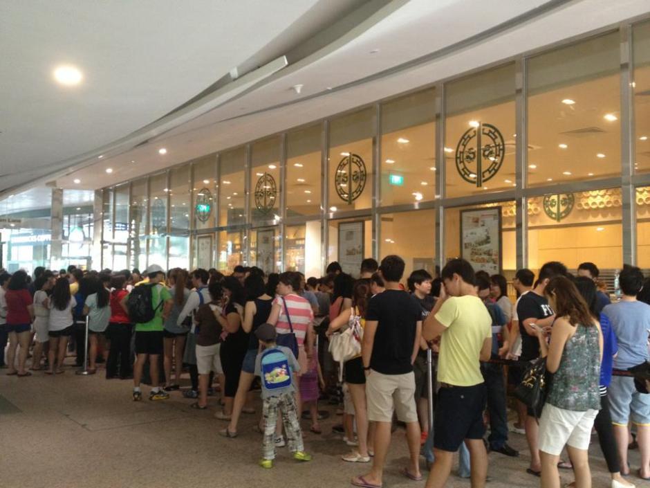 THW queue