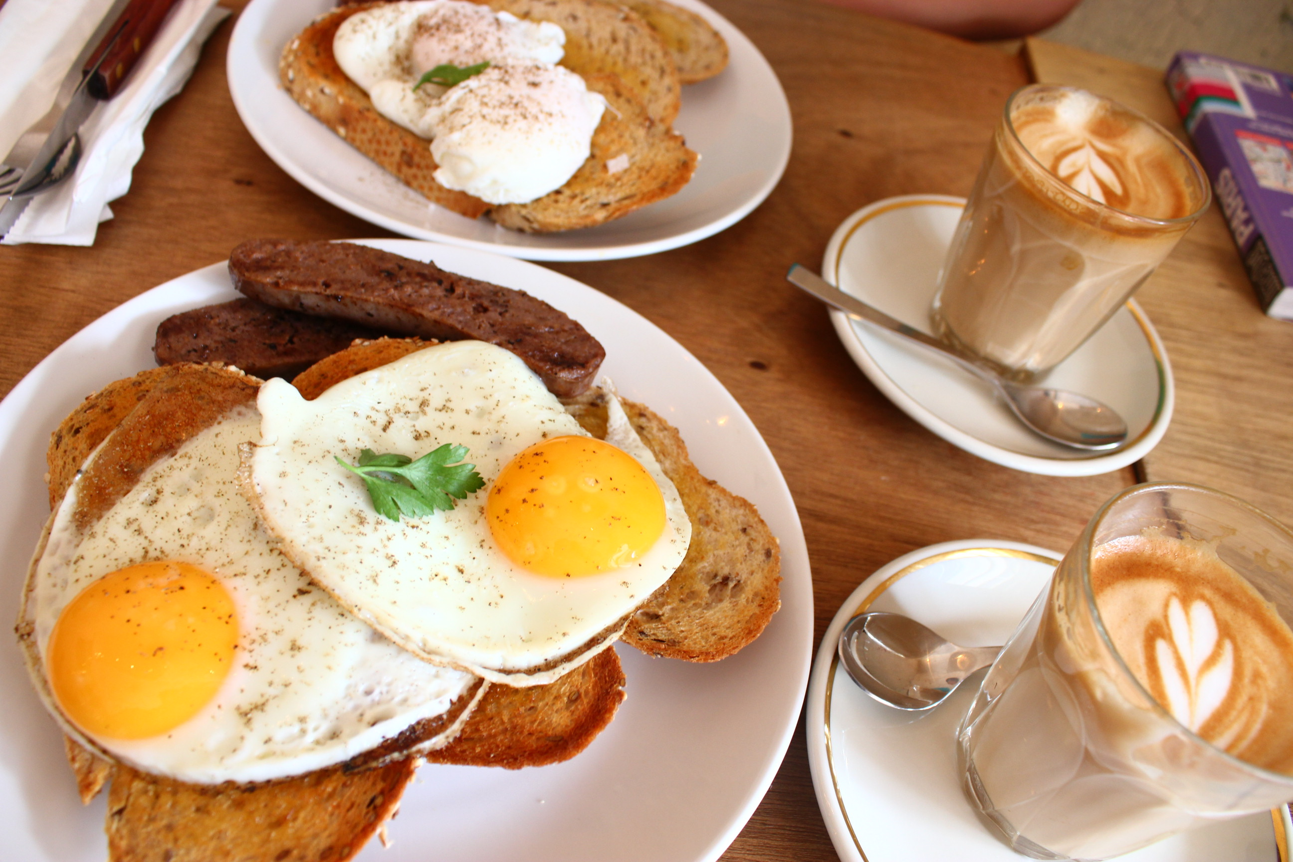 Food Review: The Bravery Cafe | Chill-lax cafe in Jalan Besar ...
