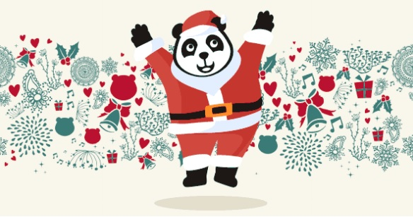Snippets: foodpanda invading Lau Pa Sat & Your Christmas Party!