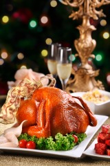 Snippets: Peony Jade's Christmas Turkey [FestiveGiveaway!]