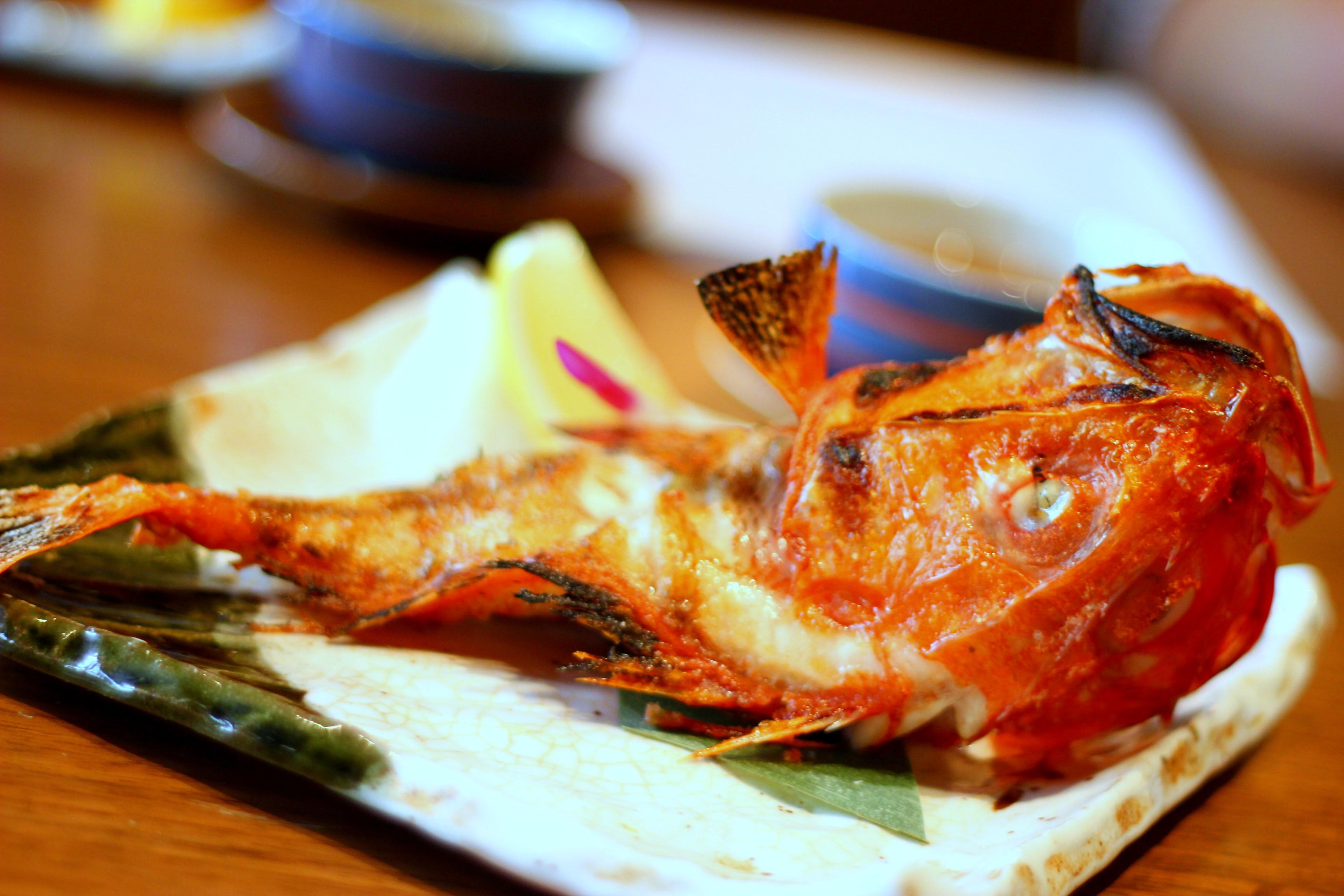 Food Review: Keyaki | Fine Japanese restaurant at Pan Pacific