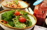 Food Review: Skinny Salads | Eating clean with flavours