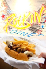 Food Review: The Rockin' Diner at Club Street | The Mustard Incident exploded!