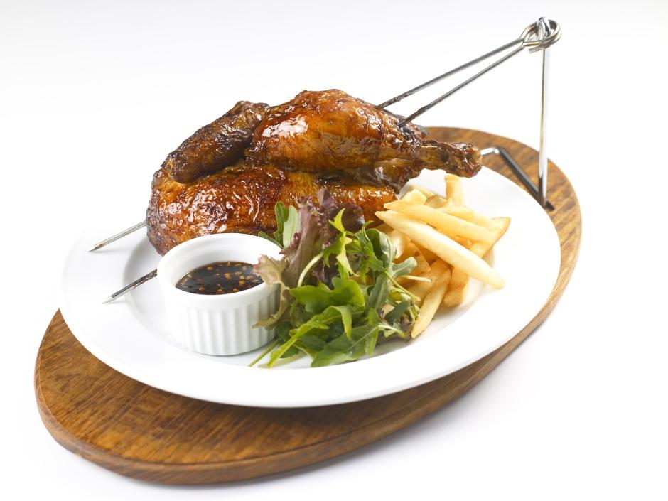 Chili Kicap Manis Chicken