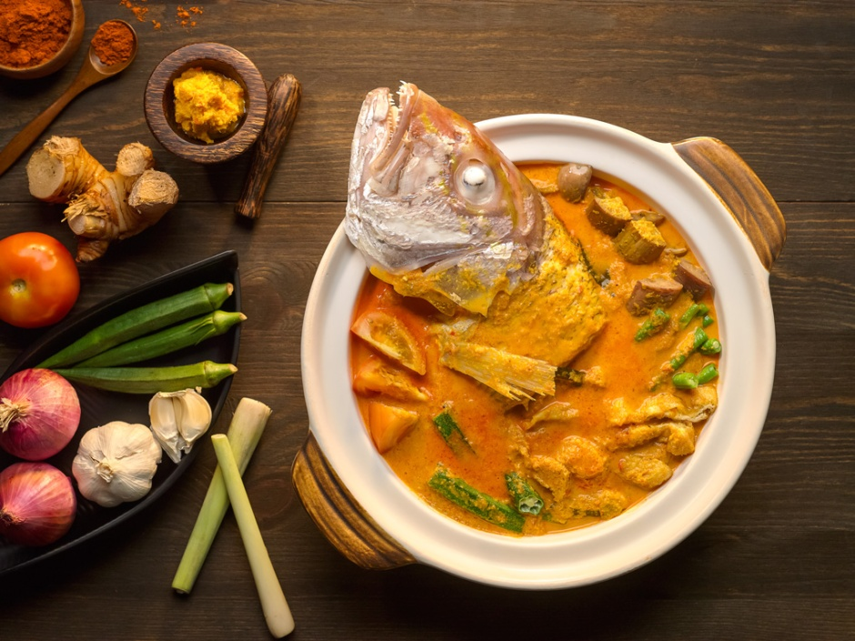 Brizo - Fish Head Curry
