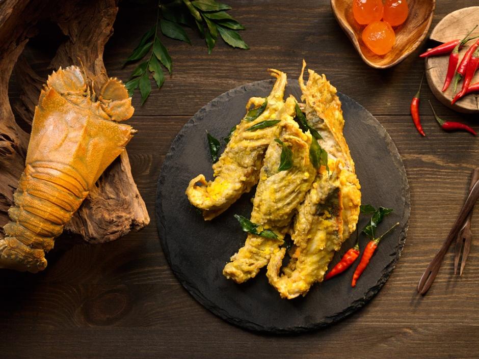 Brizo - Salted Egg Crayfish