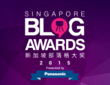Snippets: Singapore Blog Awards 2015 | Vote for theRantingPanda.com