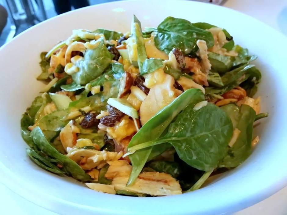 toss salad edit