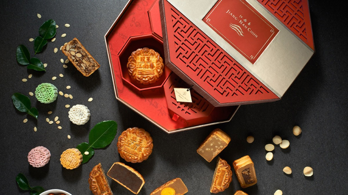 Snippets: 13 delectable Mooncakes to savour this Mid Autumn