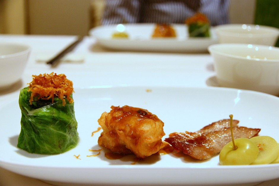 Snippets: Wan Hao Chinese Restaurant | Savouring Guest Chef Chan Po Sang limited time menu – The ...