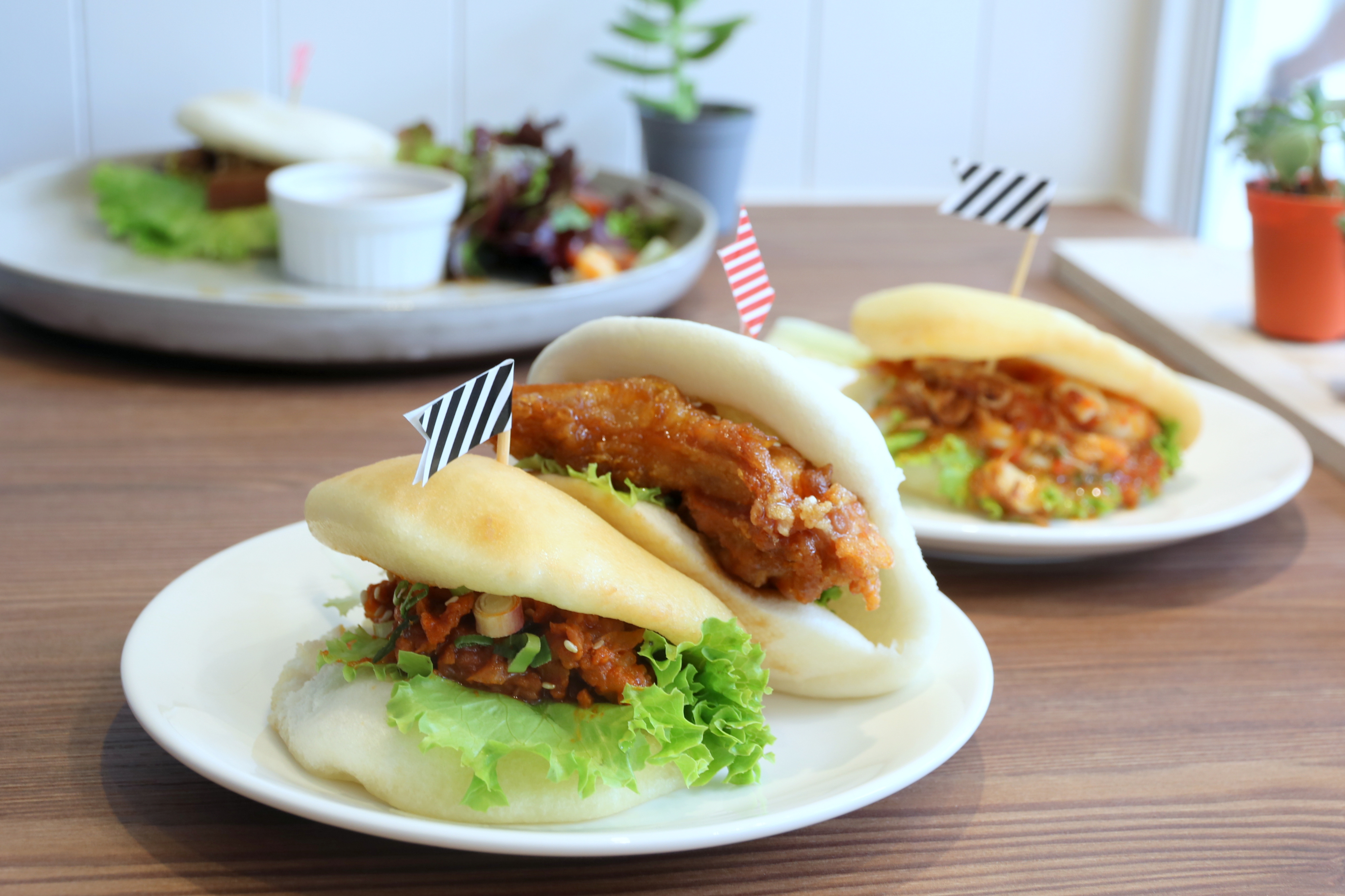Food Review The Bao Makers at Horne Road Not your usual Kong Ba