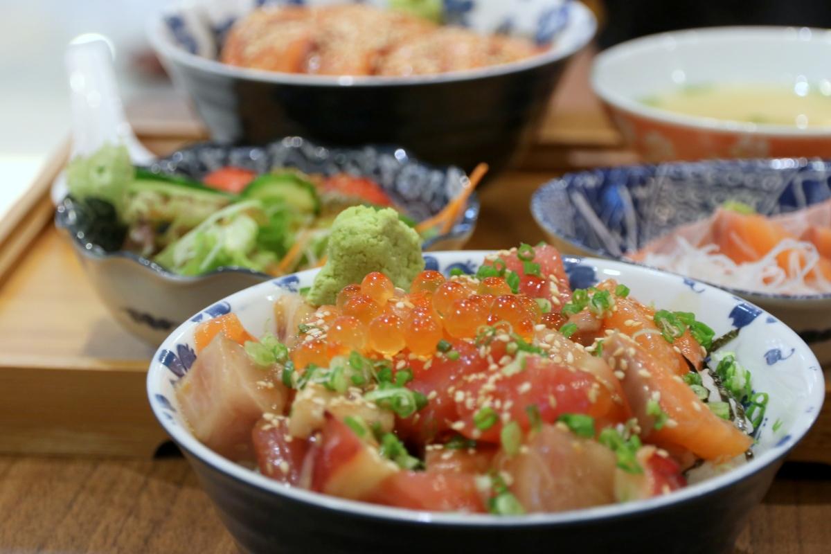 Donburi Japanese Restaurant Singapore