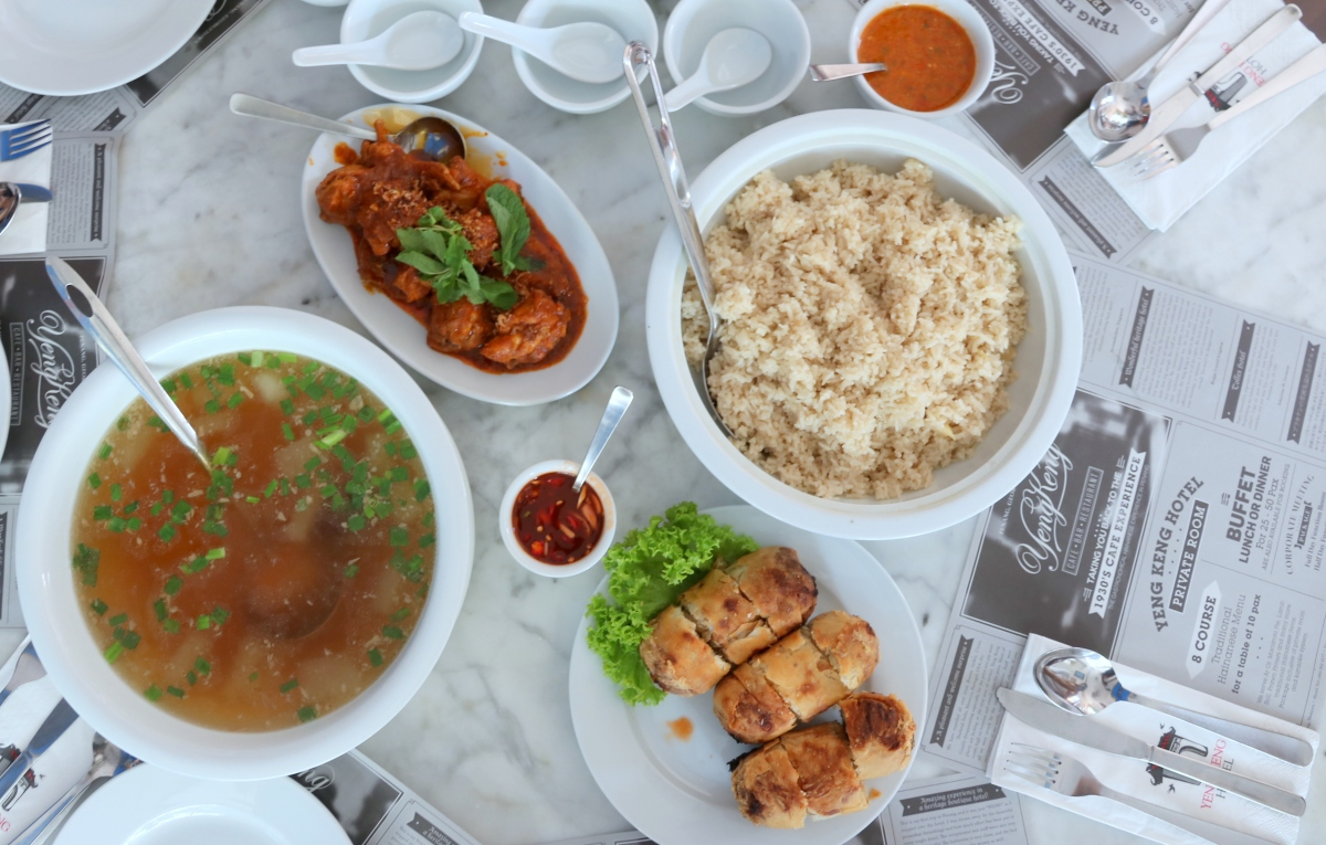 Heritage Hotel Penang Review