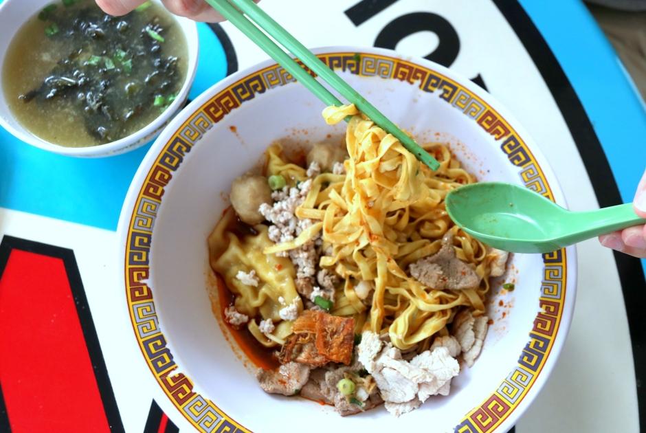 Hill Street Tai Hwa Pork Noodle, Crawford Lane