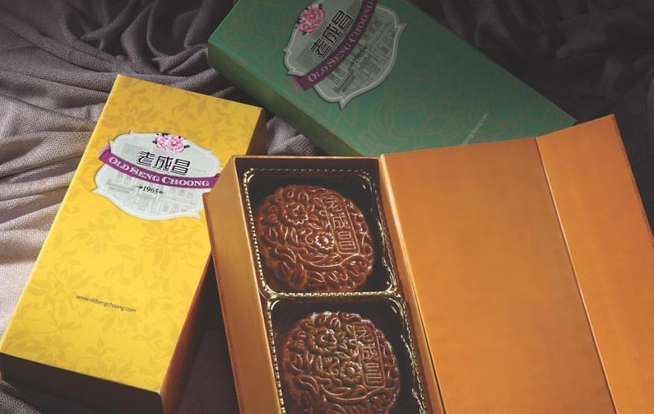 Old Seng Choong - Mooncakes