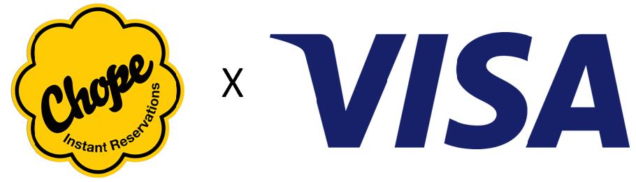 Chope X Visa