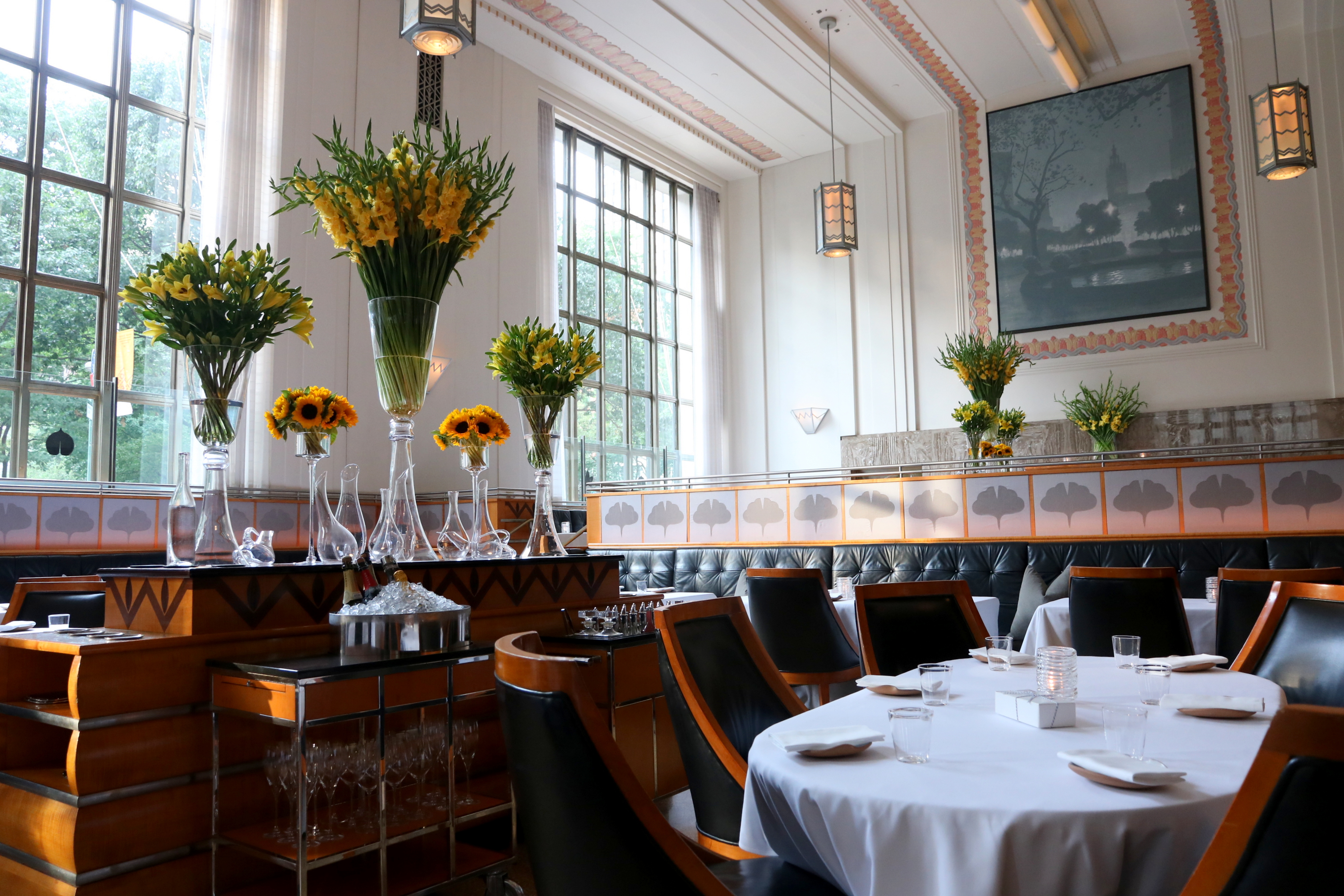 Food Review: Eleven Madison Park in New York City | The Best Restaurant in  the World?