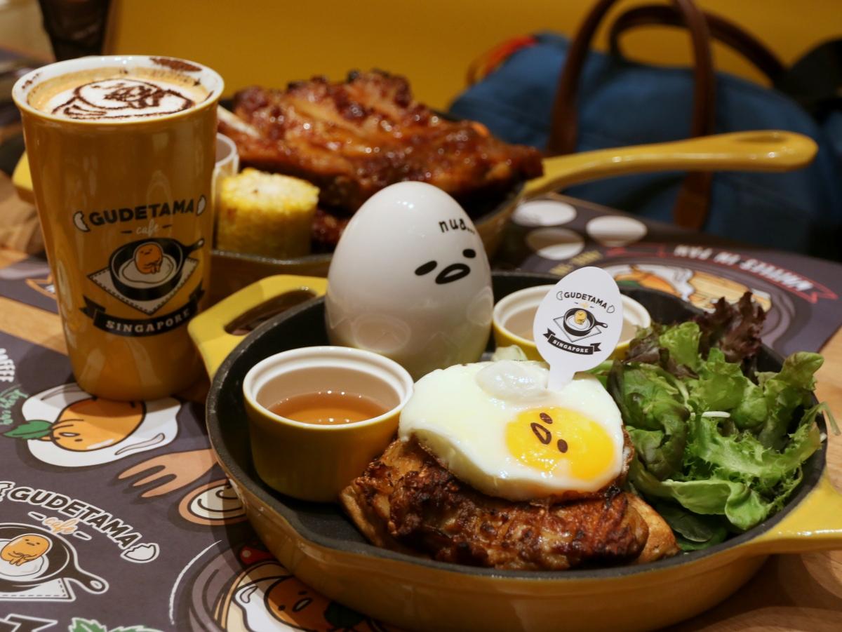 Just Like Home Toy Restaurant Menu : Food review gudetama cafe singapore at suntec city
