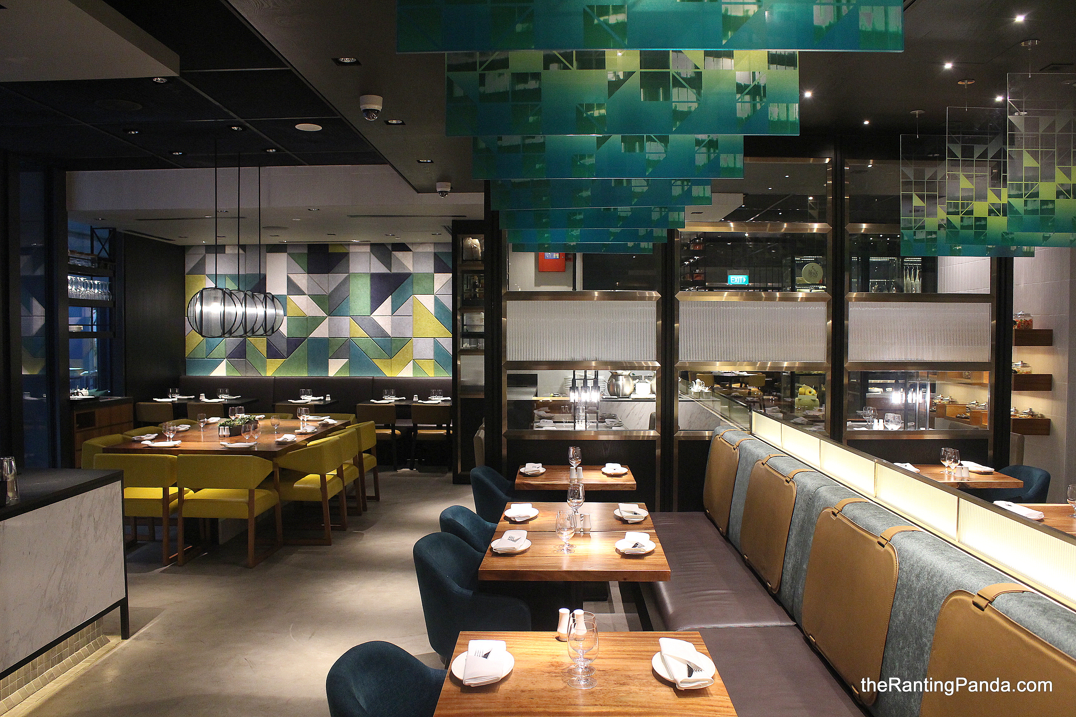 Food Review Beach Road Kitchen At Jw Marriott Hotel