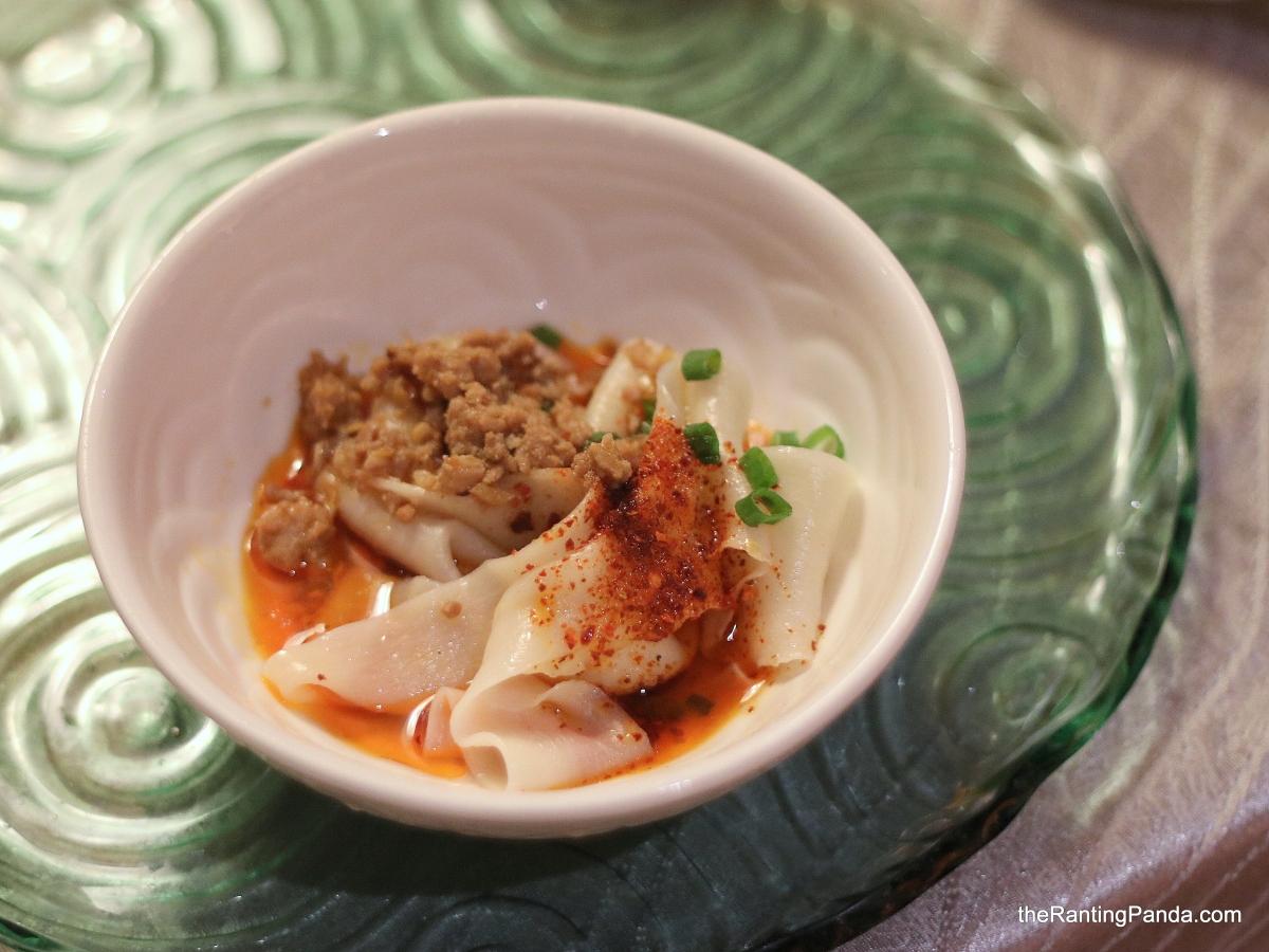 Food Review Silk Road At Amara Singapore Tanjong Pagar