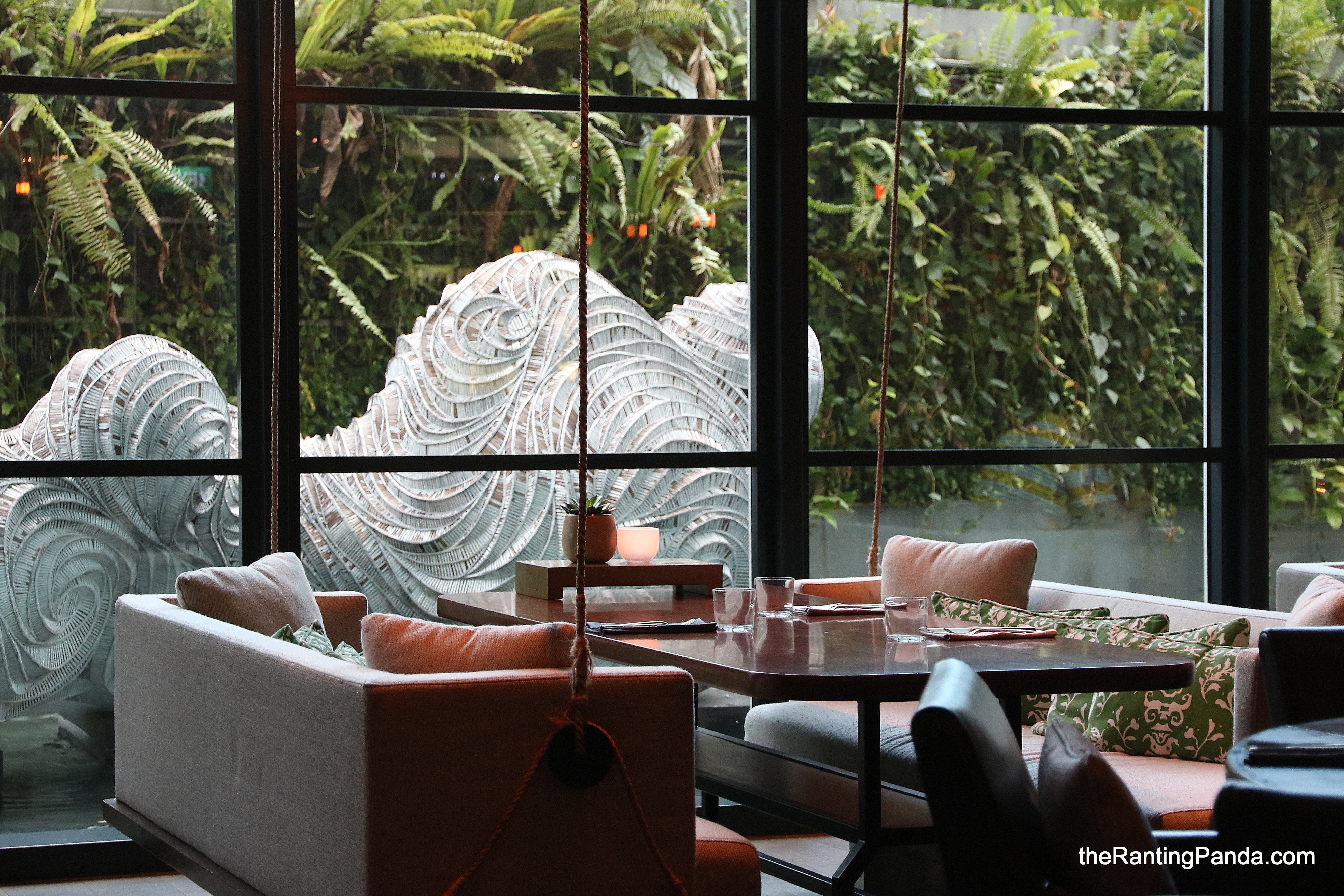 The Place It Took Us This Long To Finally Check Out ADRIFT By David Myers  Located At The Lobby Of Marina Bay Sands Hotel. The Restaurant, Which  Recently ...