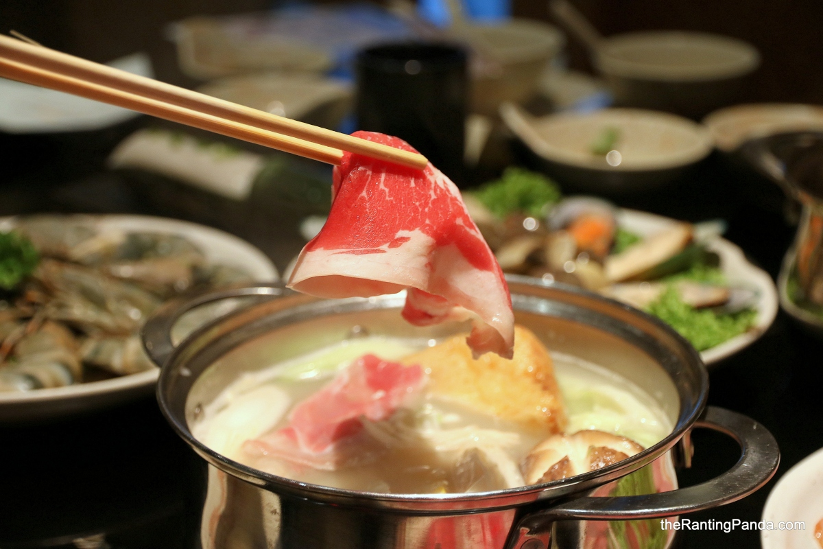 Food Review: Shabuya at Vivocity | Japanese Shabu Shabu to satisfy your Hotpot Cravings at HarbourFront