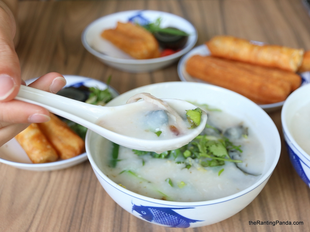 Food Review: Mui Kee Congee at Singapore Botanic Gardens' Casa Verde | Famous Hong Kong Porridge arrives in Singapore