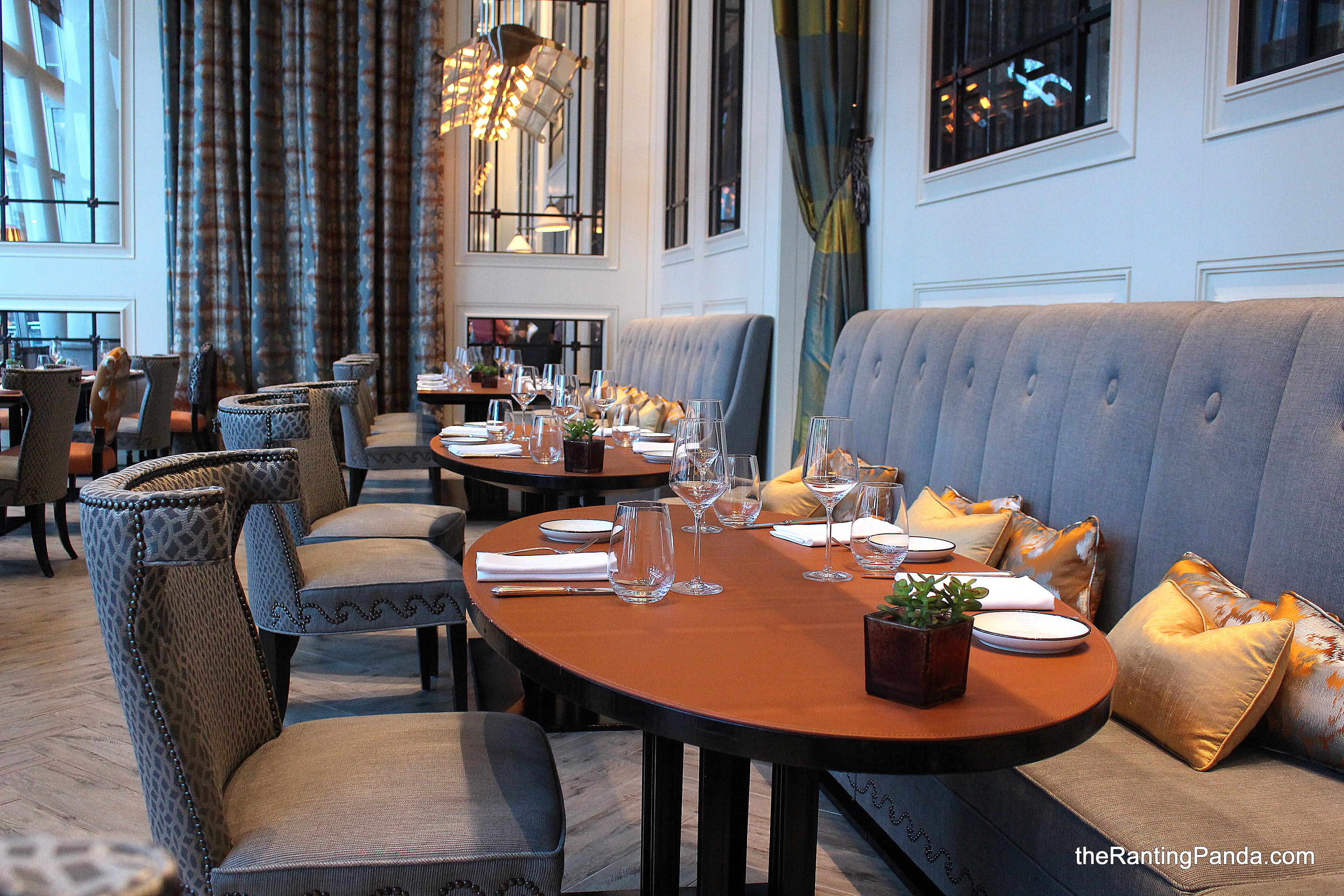 Amazing The Dining Room Review Part - 13: The Food The Theme Of La Brasserie Is U0027cuisine Du Soleilu0027, Or U0027cuisine Of  The Sunu0027 With Highlights From Southern France And Mediterranean Inspired  Flavours.