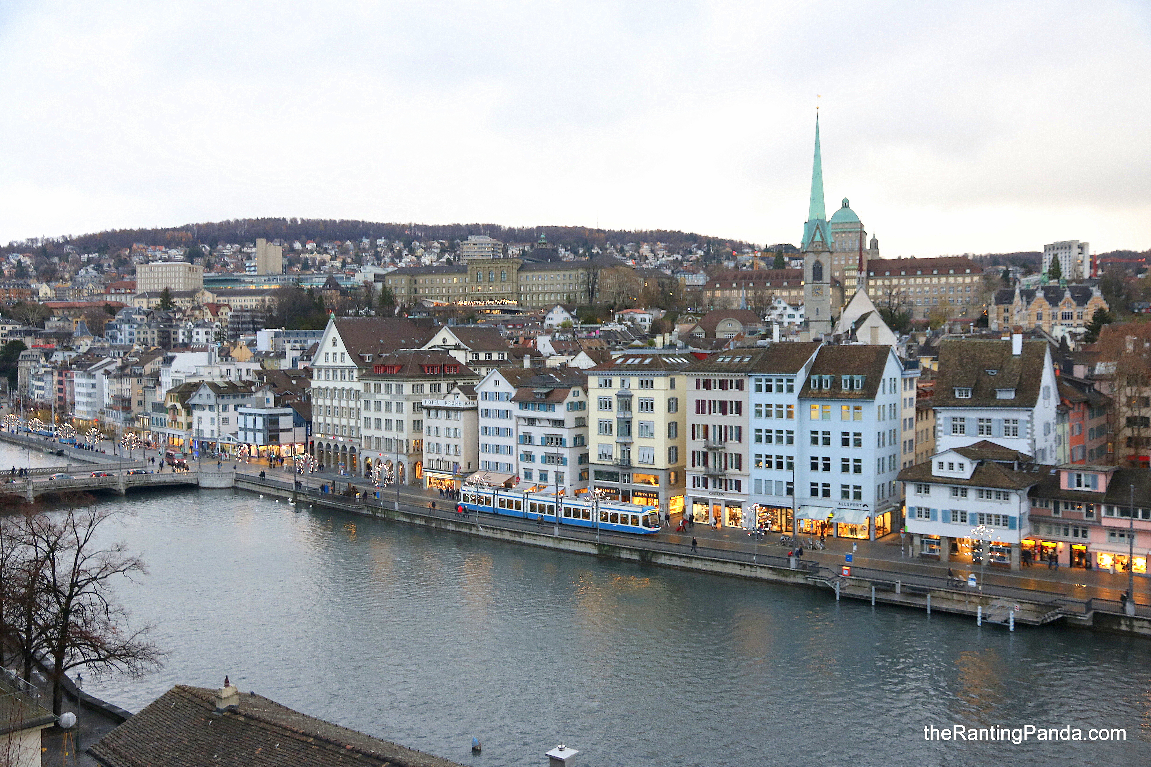 Snippets: The 10 things you must-do and must-eat at Zurich, Switzerland