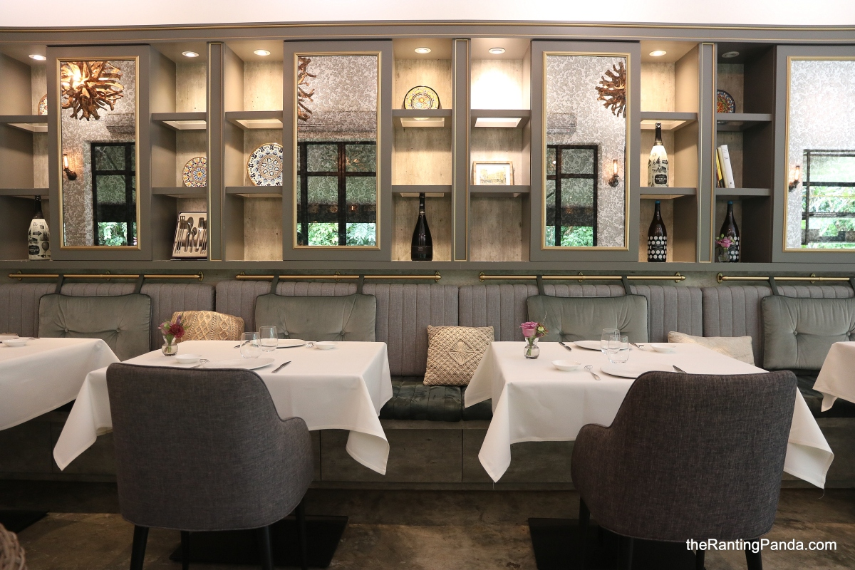 Food Review: La Ventana at Dempsey | Modern European Cuisine with Lush Surrounding