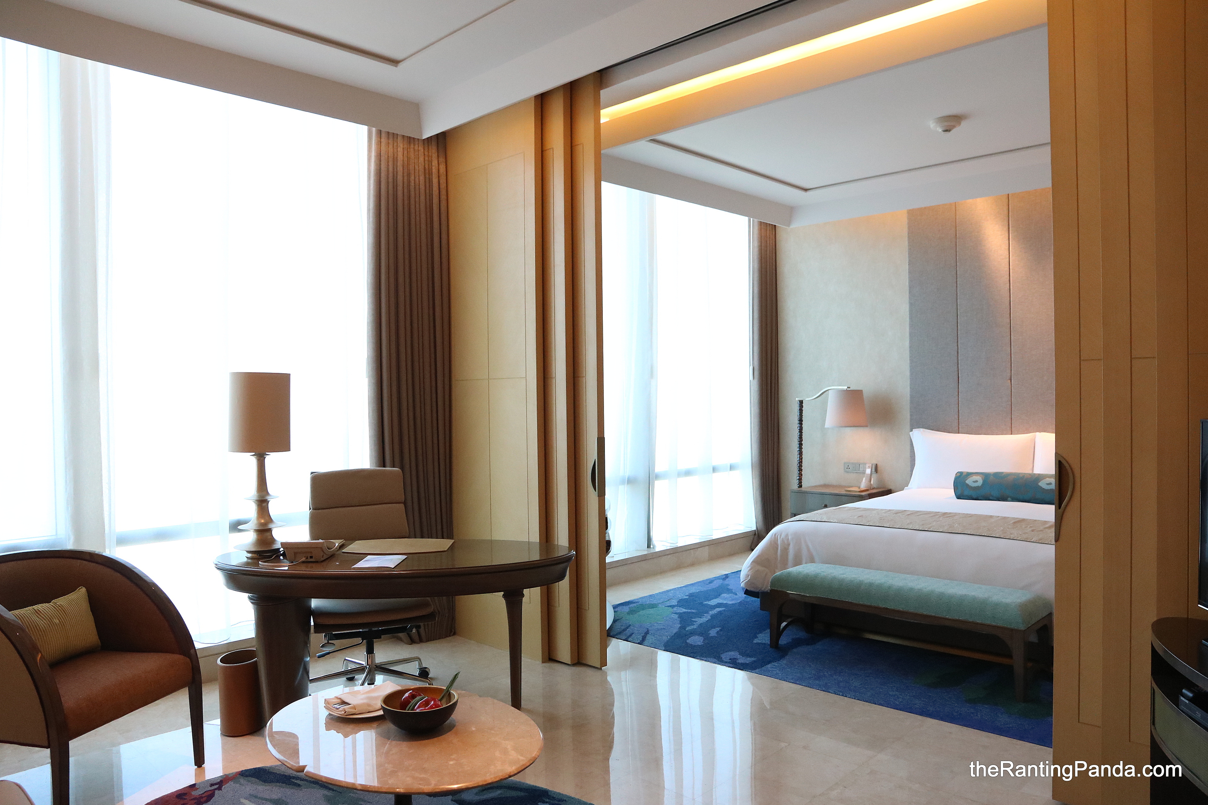 Hotel Review Raffles Jakarta At Indonesia Enthralling Culinary Voucher Makan Basque The Place Located Within Same Complex As Lotte Shopping Avenue Dbs Bank Tower And Serviced Apartment Operator Ascott Is Well