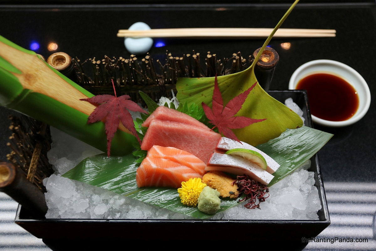 Food Review: Mikuni at Fairmont Singapore | Sushi, Teppanyaki, and Robatayaki at its best!
