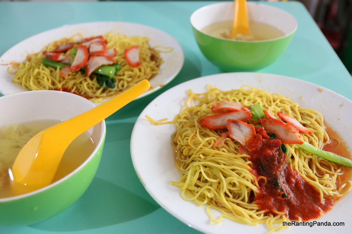 Food Review: Kok Kee Wanton Mee (国记云吞面) at Jurong West 505 Market & Food Centre | How does it match up to the now defunct Lavender stall?