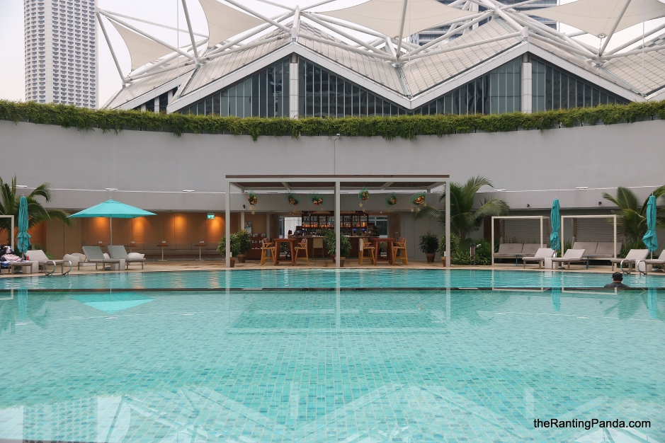 Food Review Pan Pacific Singapore S New Restaurant Concept