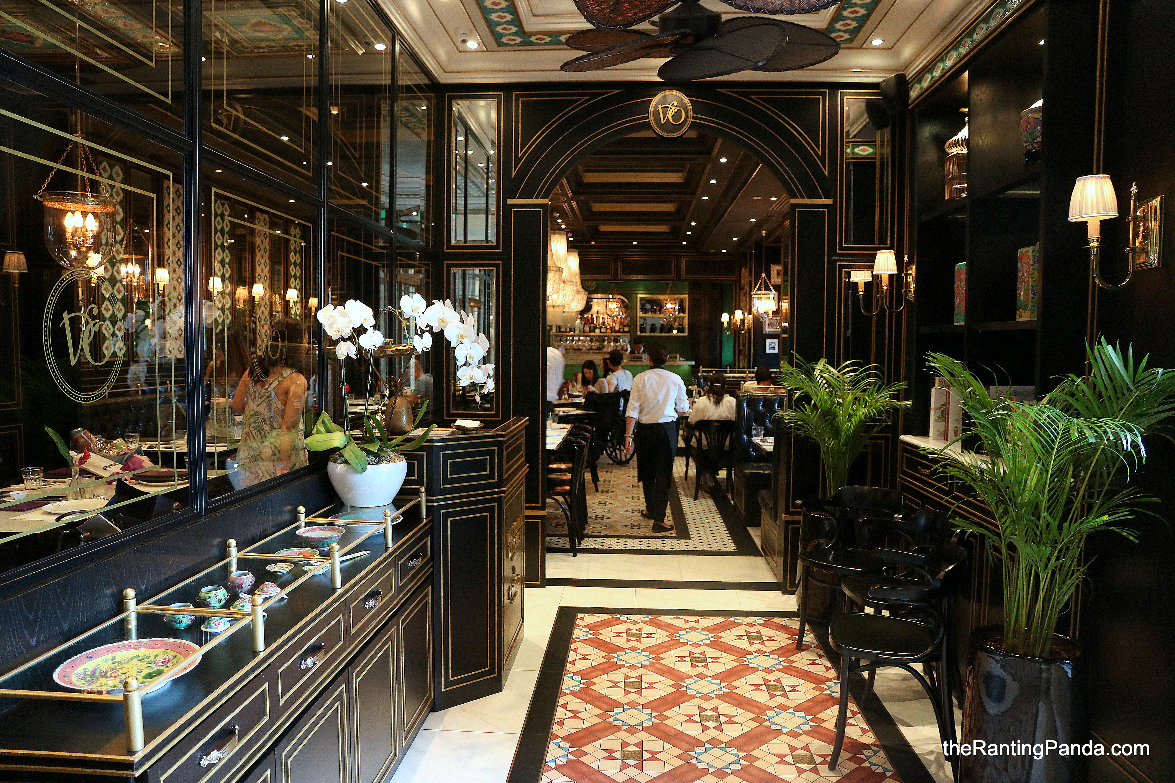 the place mention peranakan cuisine in singapore and violet oon is undoubtedly one of the forefront figures of the cuisine i visited violet oon kitchen at