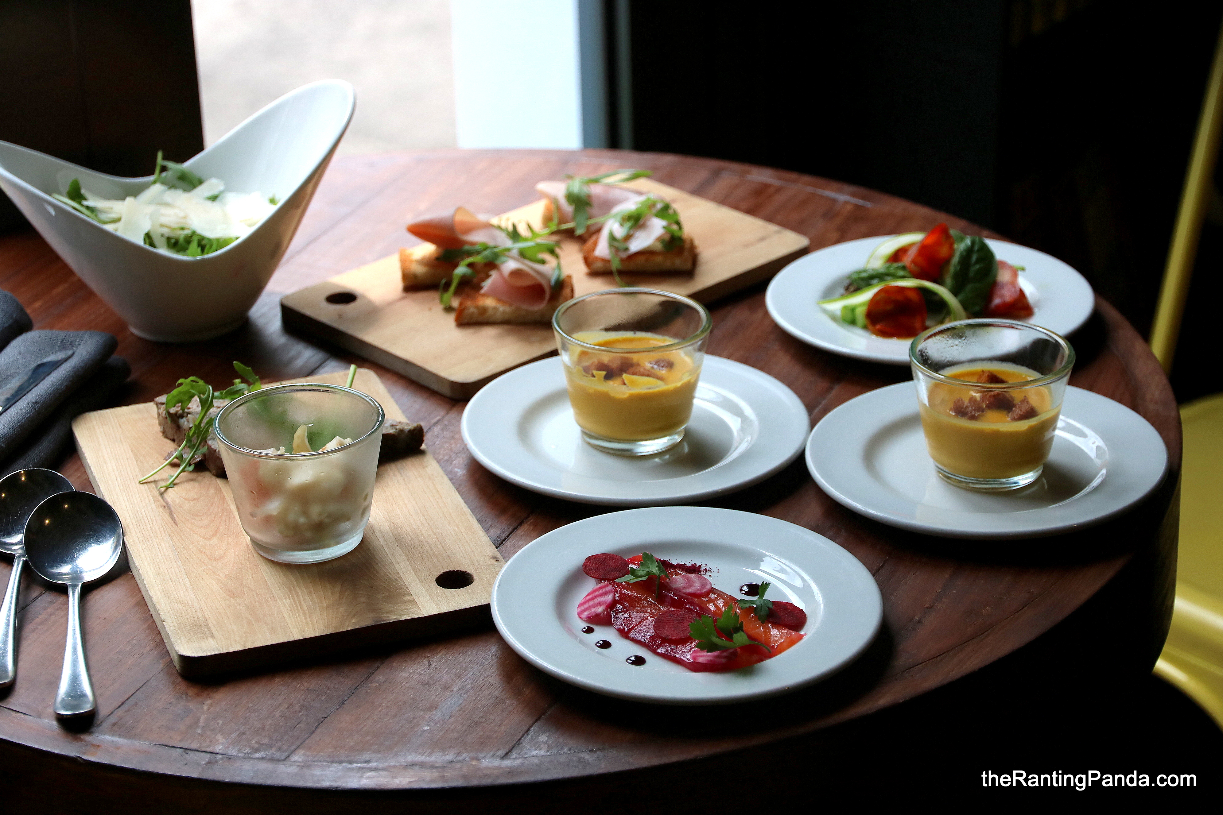 Food Review: Audace Bar & Restaurant at Wanderlust Hotel | Sunday Brunch with a French Twist, and no Eggs