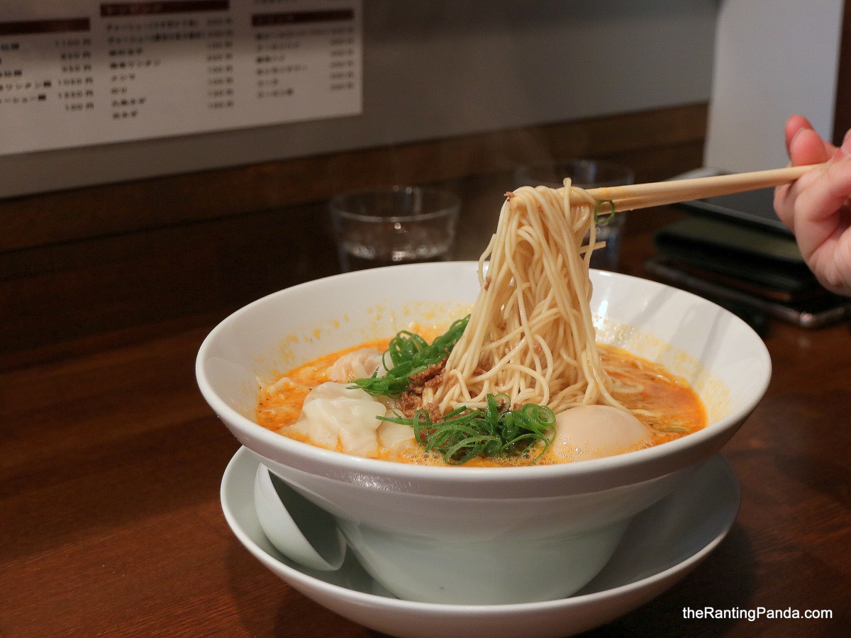 Food Review: Nakiryu (鳴龍) Ramen in Tokyo, Japan | World's Second Michelin Starred Ramen Restaurant after Tsuta, and here's why!