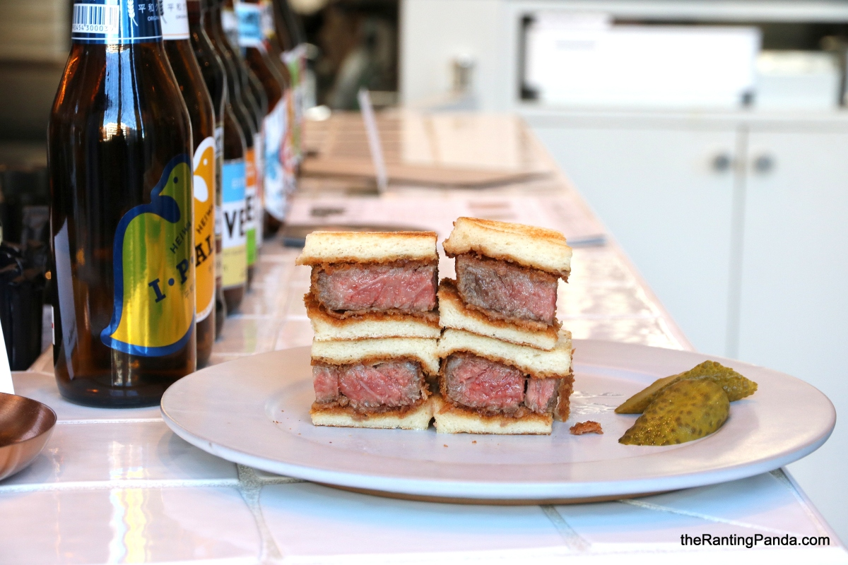 Food Review: Wagyumafia The Cutlet Sandwich in Tokyo, Japan | Will you pay 5,000 Yen for a Wagyu Beef Sandwich?