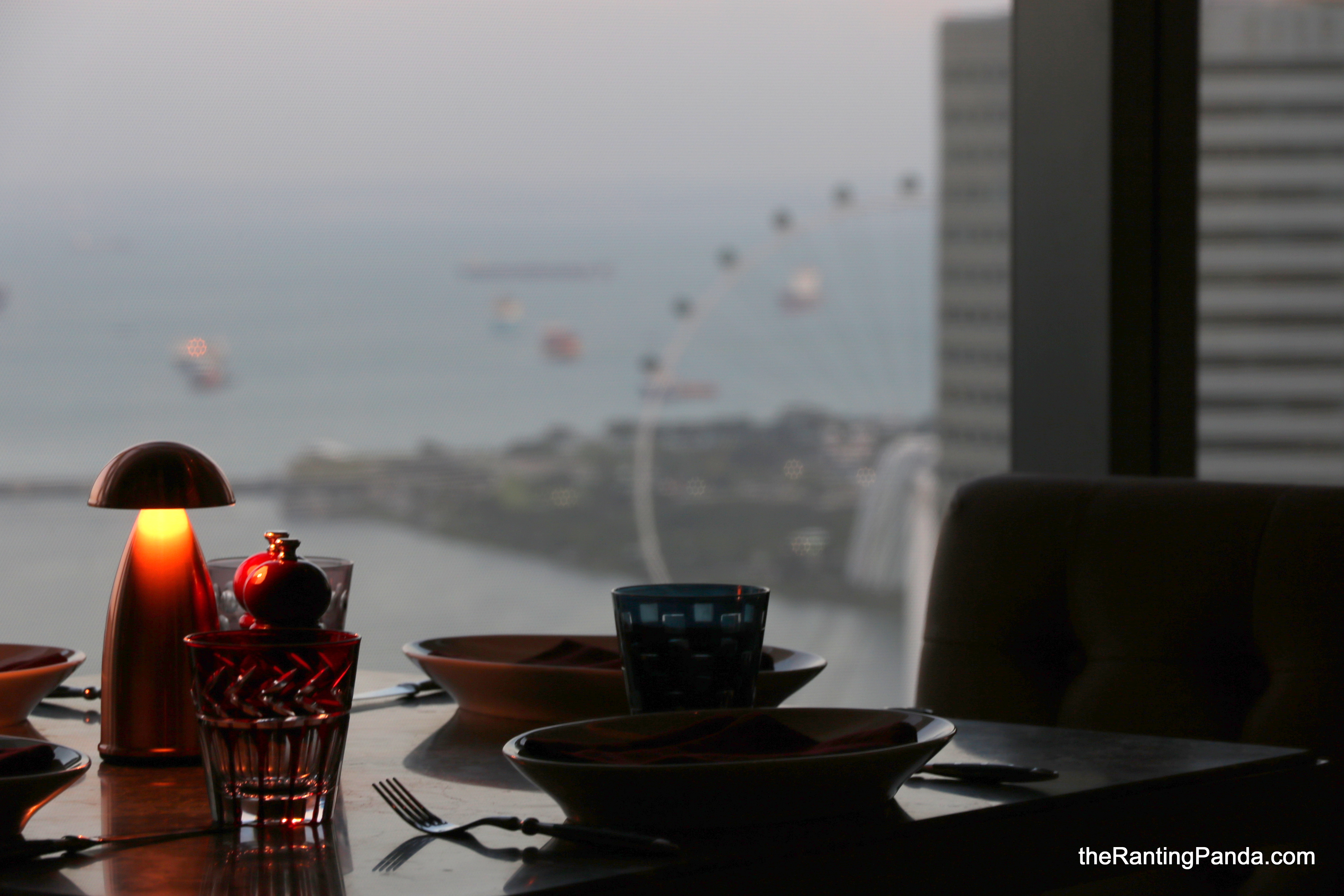 Food Review: 665°F Restaurant at Andaz Singapore Hotel by Hyatt | Steakhouse with a view of Singapore Skyline at Bugis