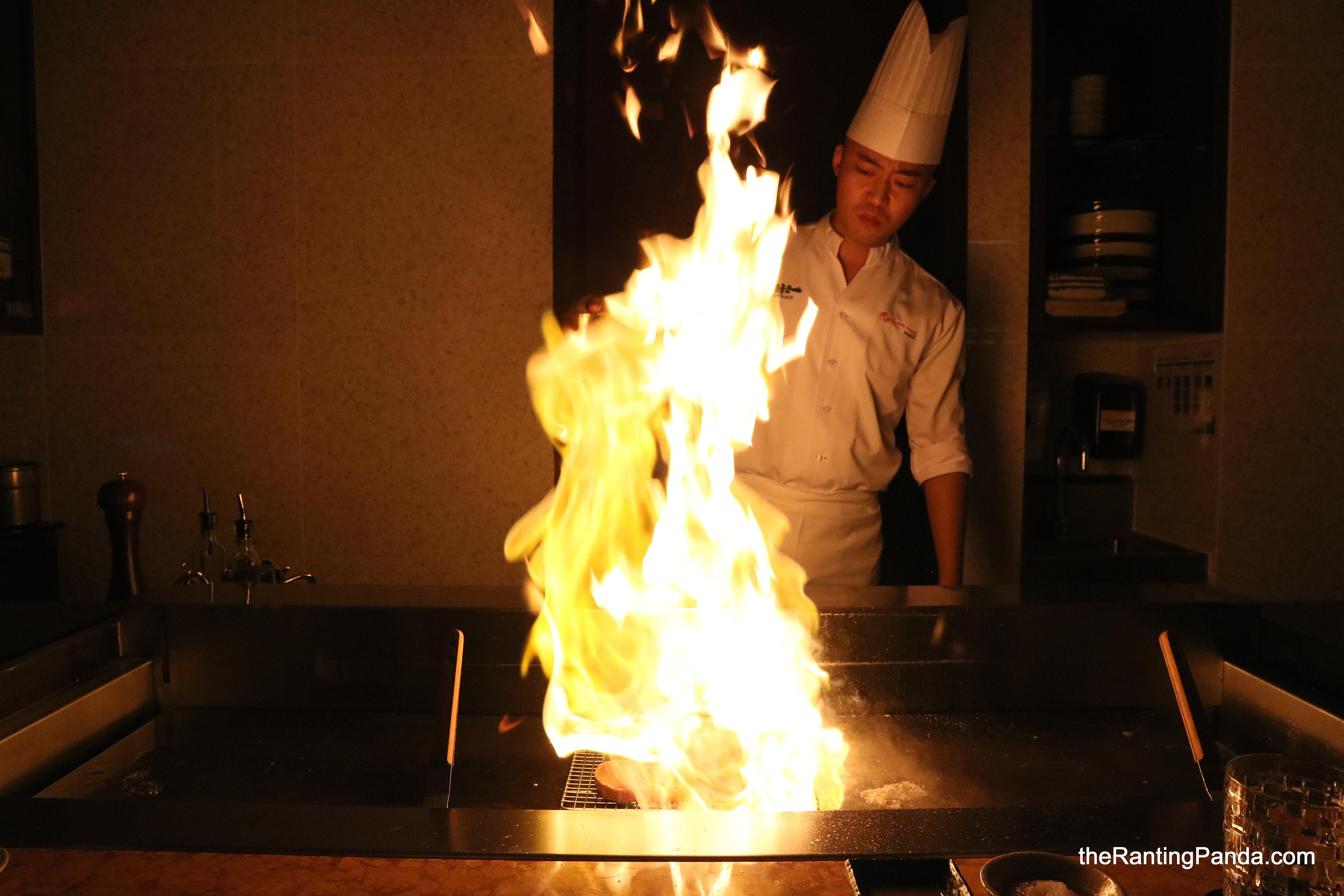 Food Review: Teppan by Chef Yonemura at Resorts World Sentosa | Teppanyaki meets Kaiseki by Japan's One Michelin Star Chef Yonemura