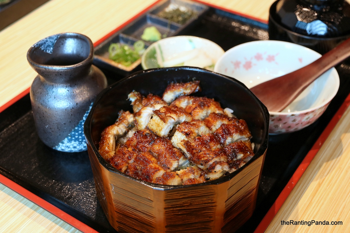 Food Review: Uya Singapore at Wheelock Place, Orchard | New Japanese Unagi Concept to rival Man Man