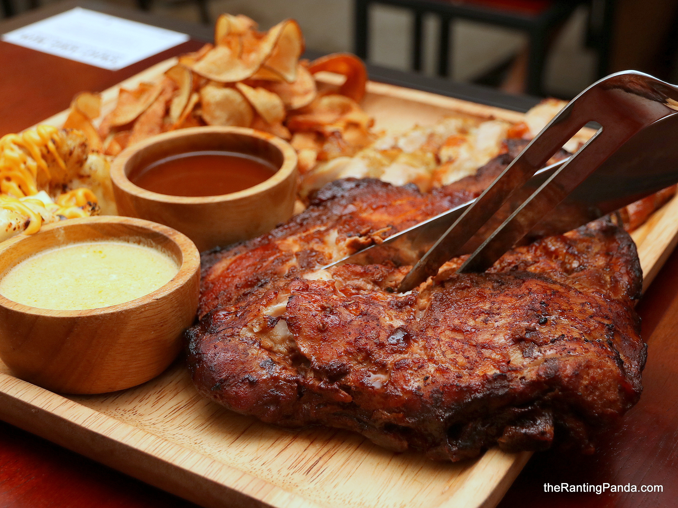 Food Review: Meat Market at Hougang One | Wood-Fired Grilled Meats in the North East