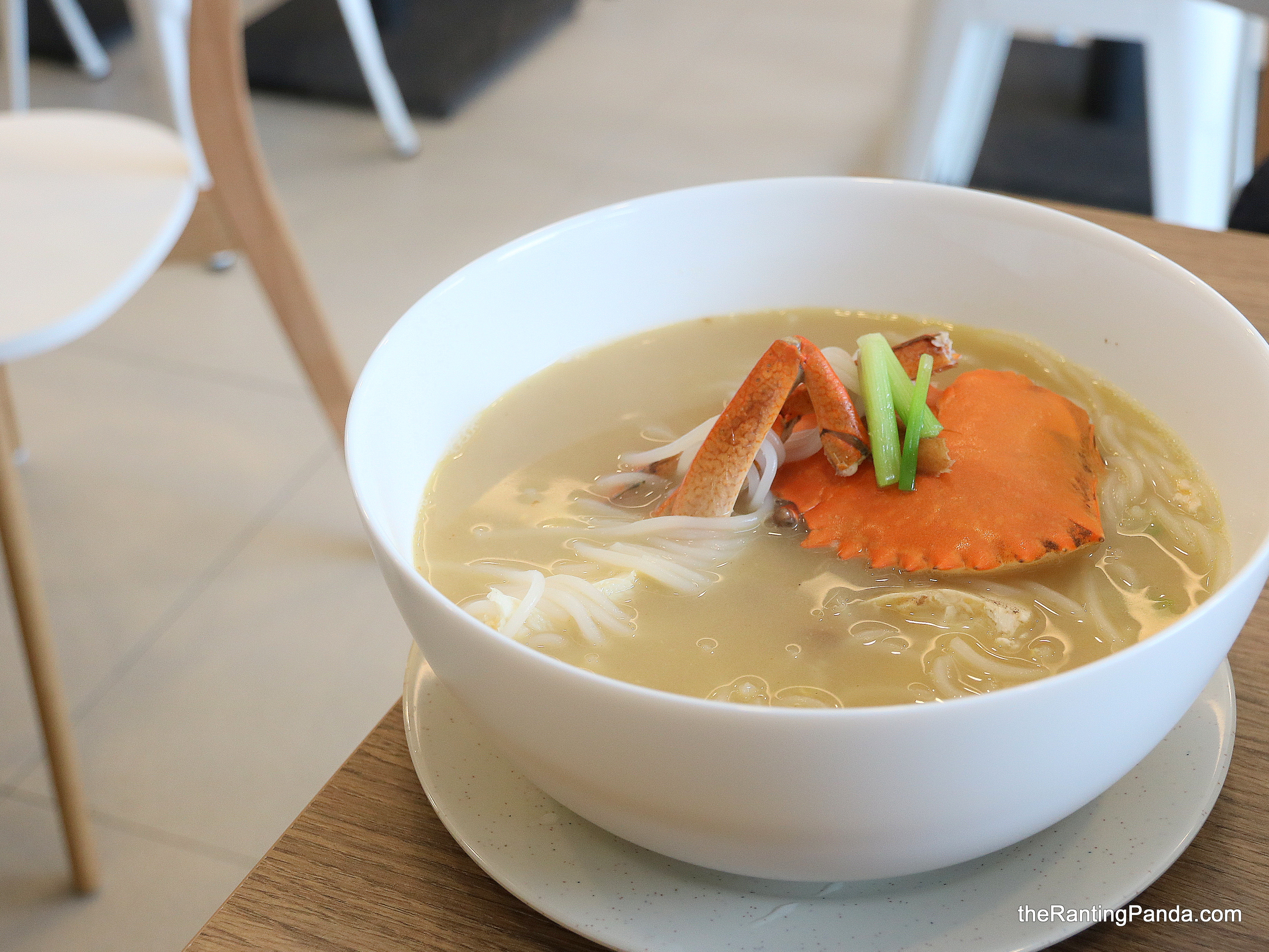 Food Review: Kenny's Krabbi at Tai Thong Crescent | Casual Crab-centric restaurant in Potong Pasir