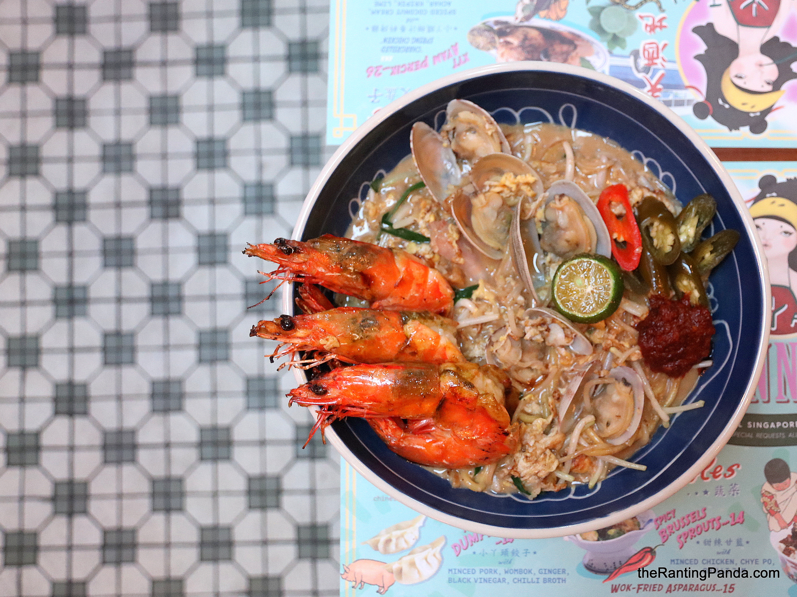Food Review: Xiao Ya Tou at Duxton Hill | Familiar Singapore and Asian Flavours with a Twist