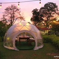 Food Review: The Summerhouse at Seletar Aerospace Park   The Most Dreamy and Beautiful Garden Dome Dining in Singapore