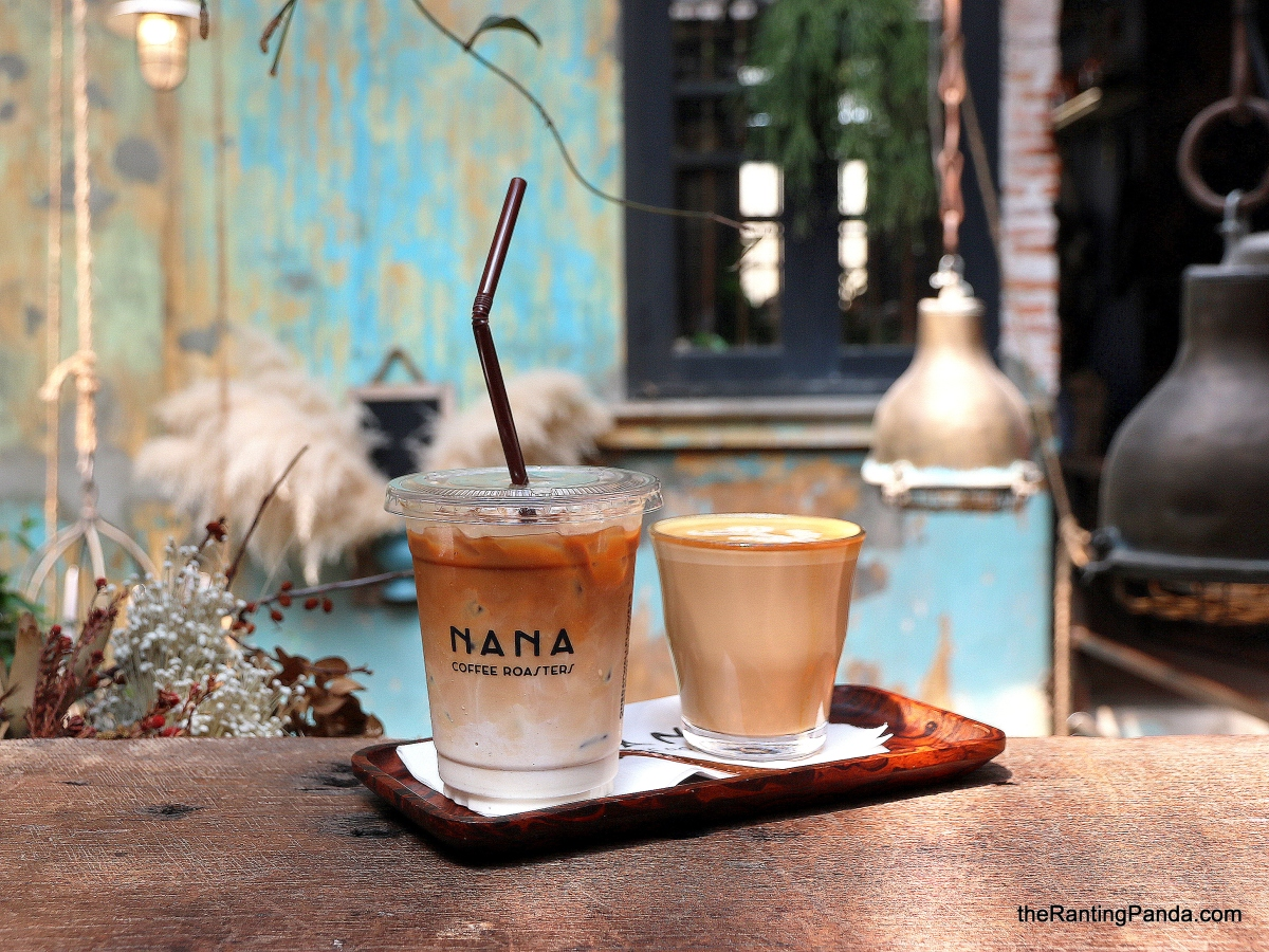 Food Review: Nana Coffee Roasters in Bangkok, Thailand | One of the Most Beautiful and Instagrammable Cafes in the City