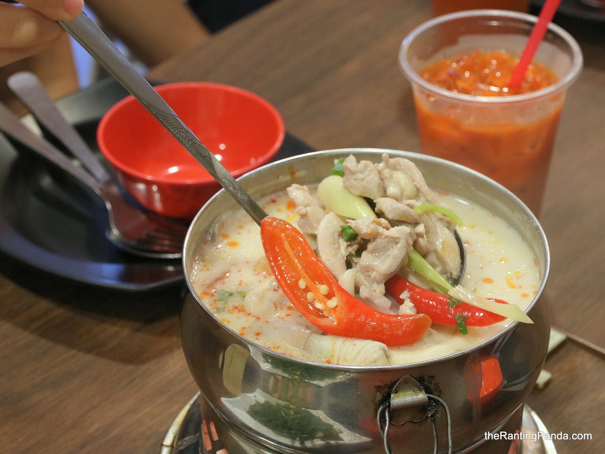 Food Review: Thai Tantric at Orchard Tower | Hiddem Gem in Orchard Road for Cheap Thai Food