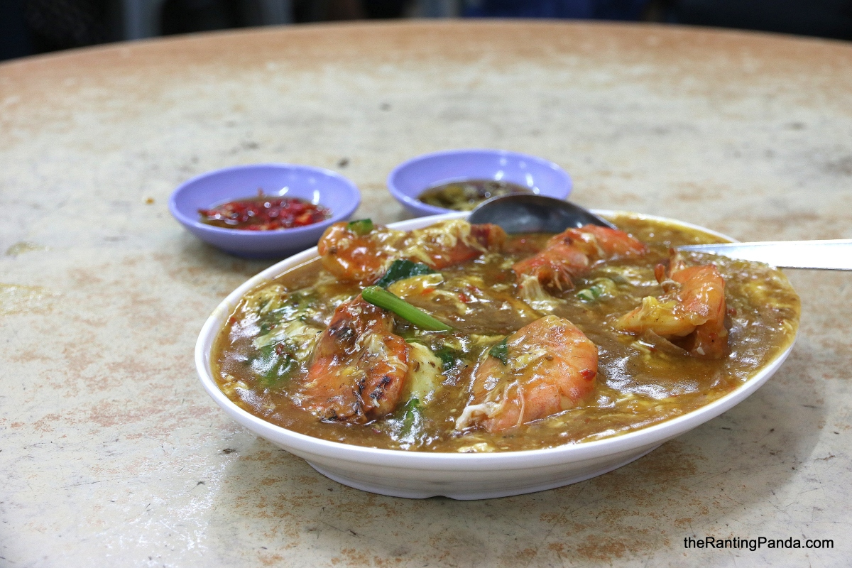 Food Review: Kok Sen Restaurant at Keong Saik Road | You should skip this Michelin Bib Gourmand Restaurant for KEK Seafood or JB Ah Meng