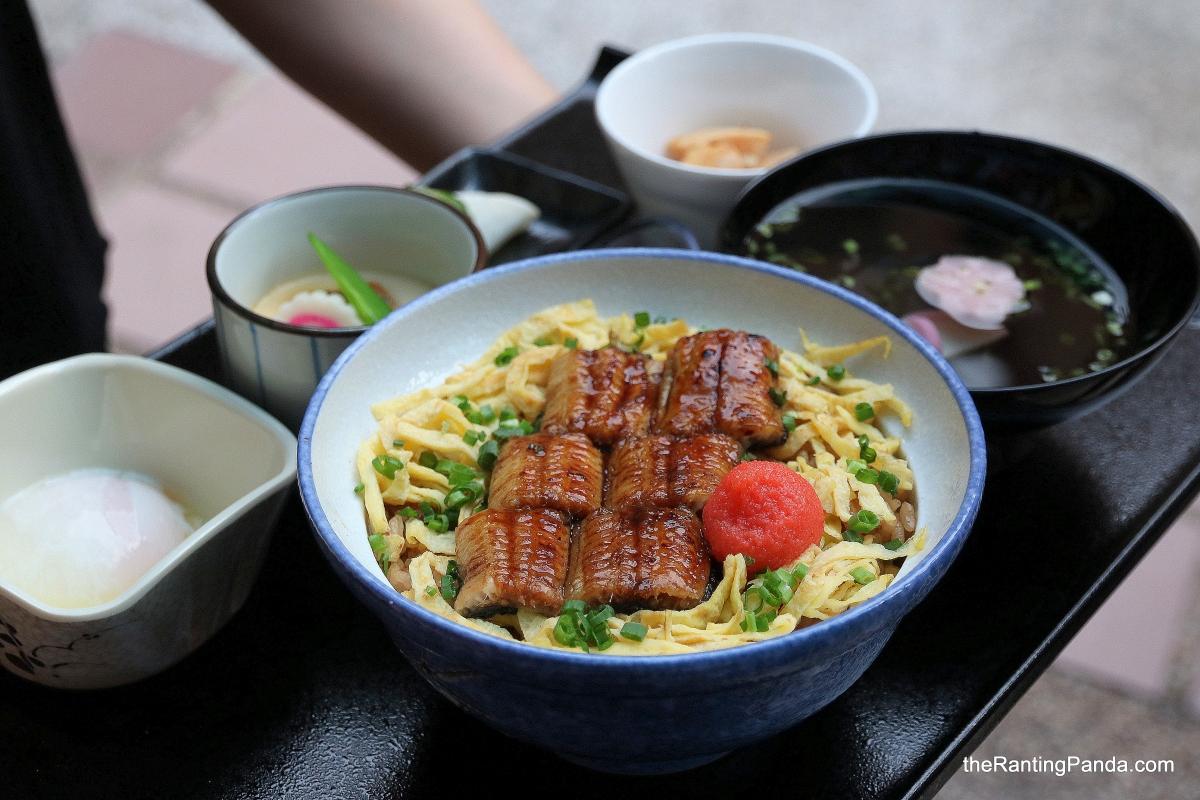 Food Review: Unagiya Ichinoji at Robertson Quay | Japan's Miyagawa Honten first overseas outlet opens in Singapore